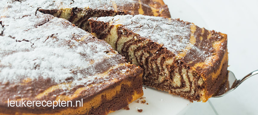 zebracake www.leukerecepten.nl