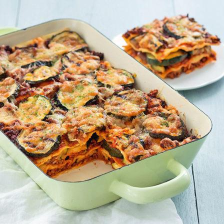 Lasagne recepten