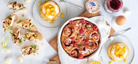 3 x lekkere en snelle recepten voor het paasontbijt