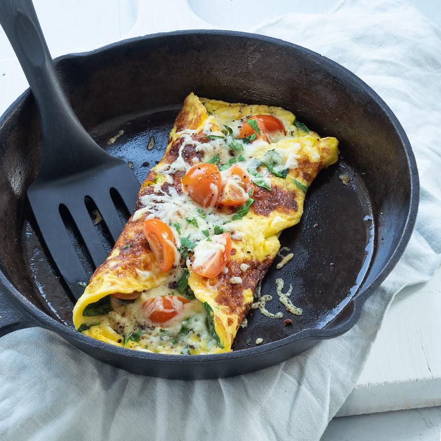omeletrol-met-spinazie