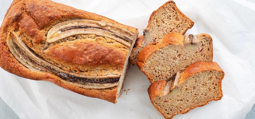 Bananenbrood – gezond en lekker