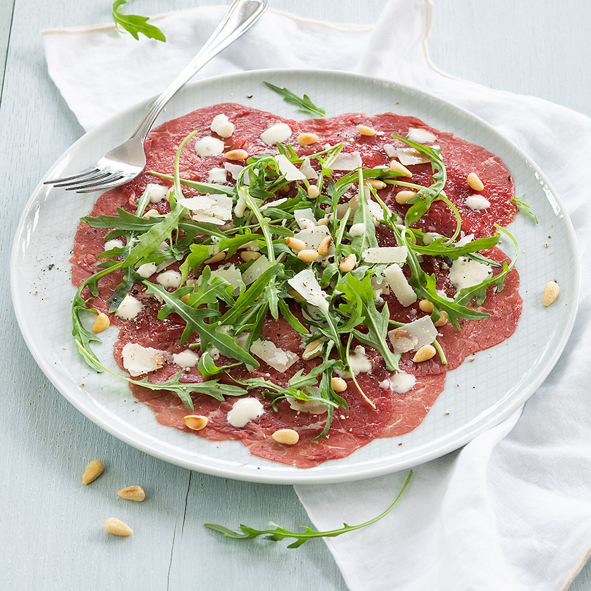 recept carpaccio www.leukerecept.nl
