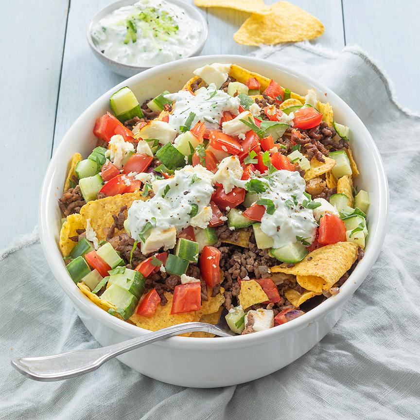 Griekse-nachos-schotel