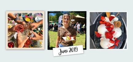 Nieuws, foodpost & hotspots – juni 2019