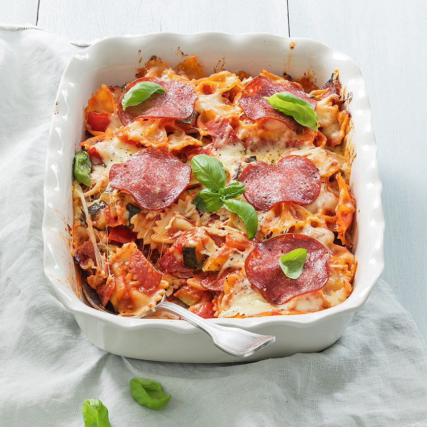 pastaschotel-met-salami