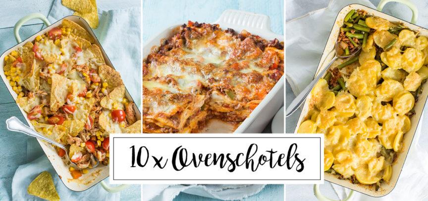 10 x ovenschotel recepten