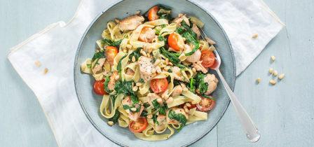 De nieuwste pasta recepten