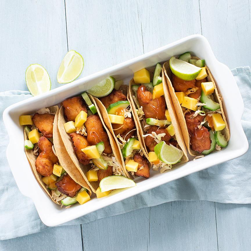 tacos met vis www.leukerecepten.nl