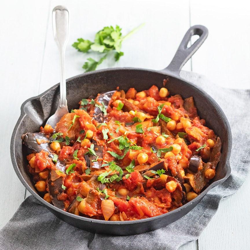 aubergine-stoof