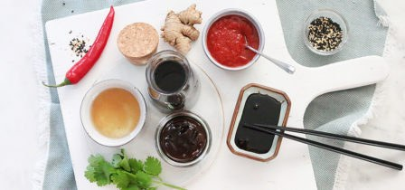 10 x meest gebruikte Aziatische sauzen & waar je gebruik je ze voor?