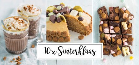 10 x leuke sinterklaas recepten