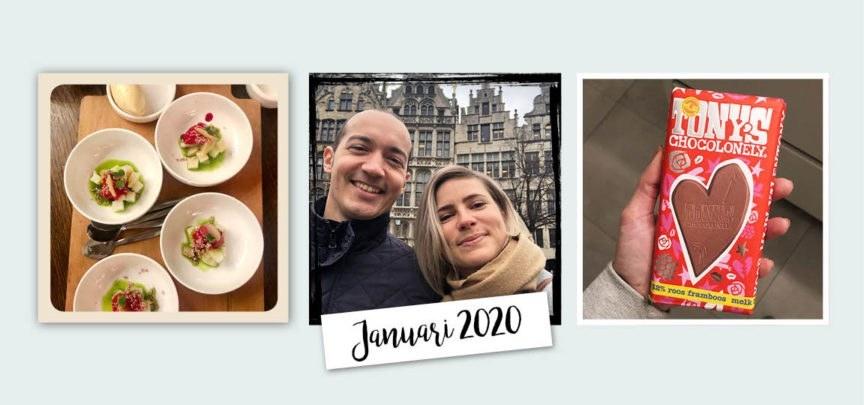 Nieuws, foodpost & hotspots – januari 2020