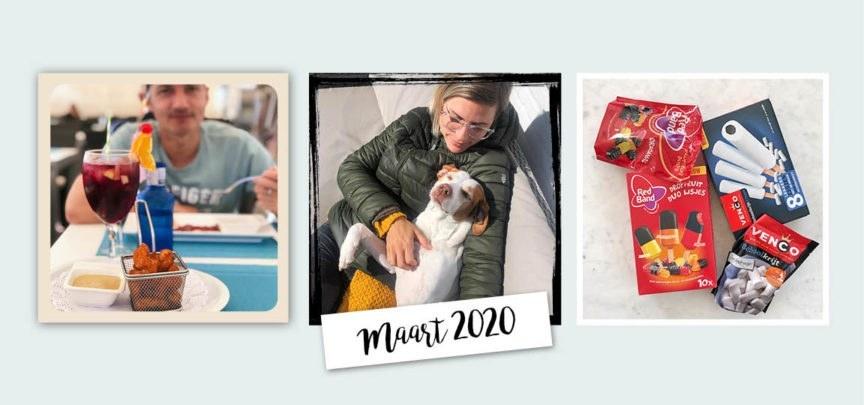 Nieuws, foodpost & hotspots – maart 2020