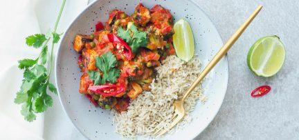 Eet jij voldoende eiwitten en waarom is dit belangrijk? + eiwitrijke curry paneer