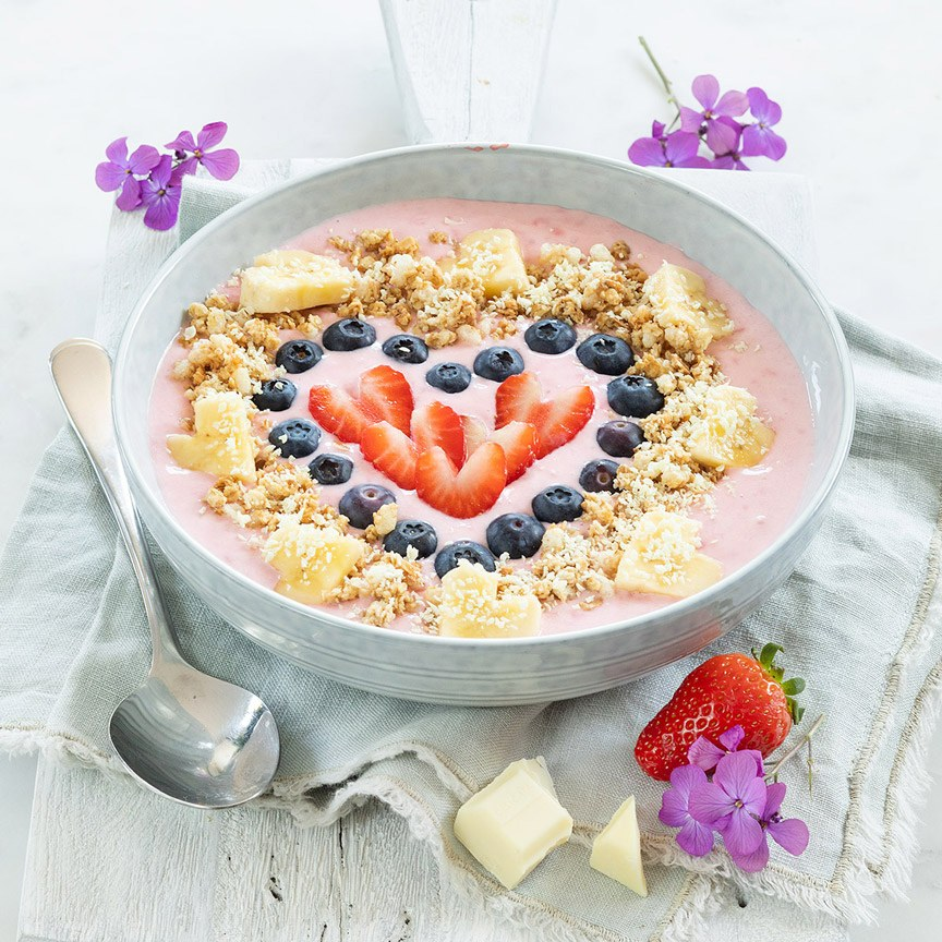 Moederdag ontbijt bowl