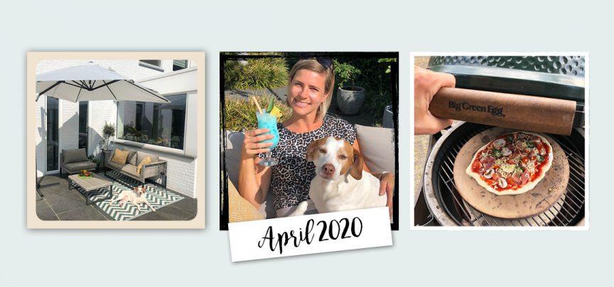Nieuws, foodpost & hotspots – april 2020