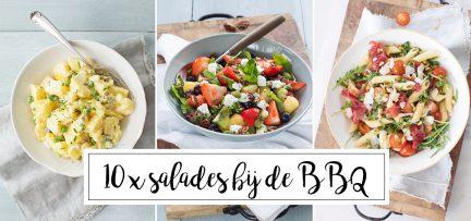 10 x salades voor bij de BBQ