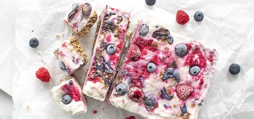 Muesli yoghurt repen