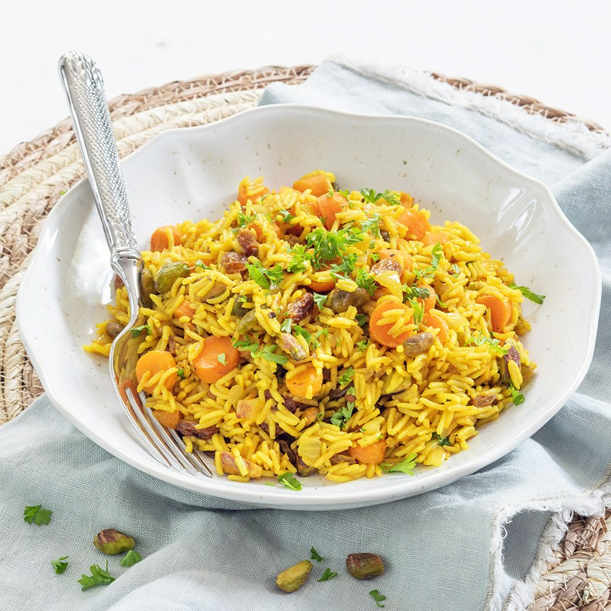 Pilav rijst
