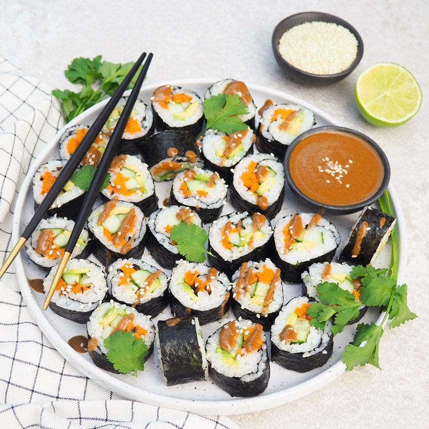vega sushi