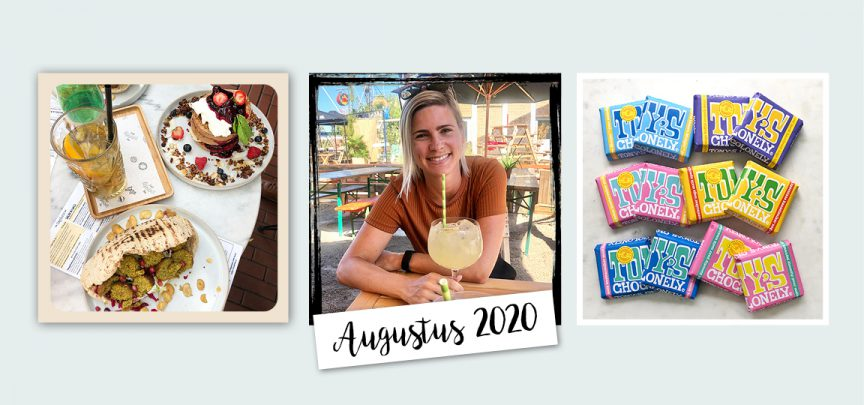 Nieuws, foodpost & hotspots – augustus 2020