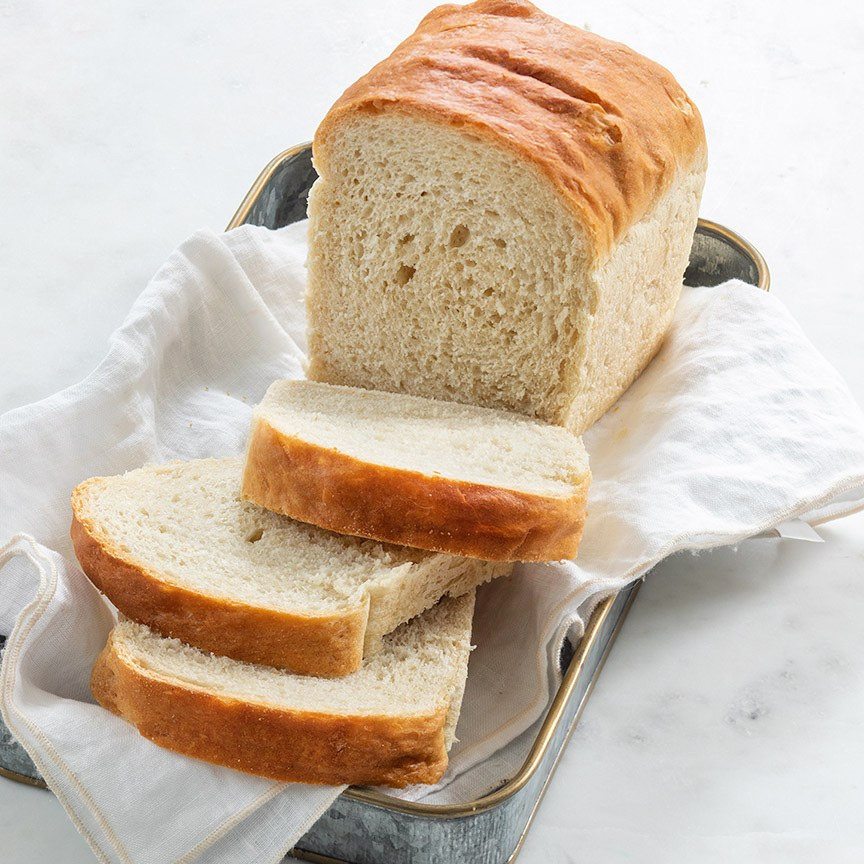 Brood bakken - basisrecept