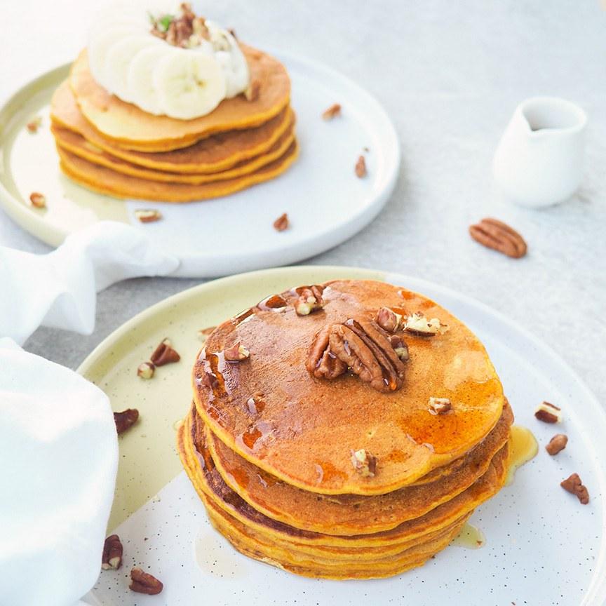 Pompoen pannenkoeken - Leuke recepten