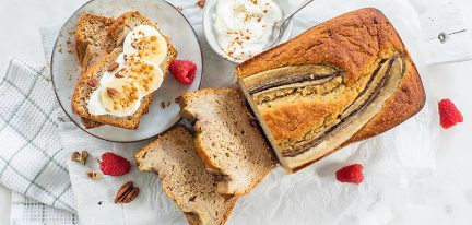 Bananenbrood gezond recept