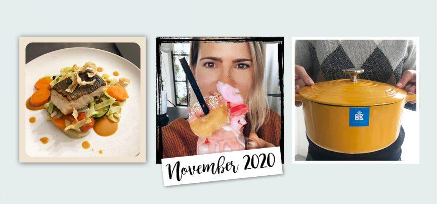 Nieuws, foodpost & hotspots – november 2020