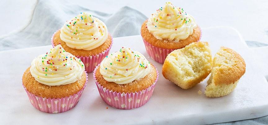 Cupcakes basisrecept