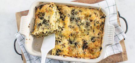 Boerenkool lasagne