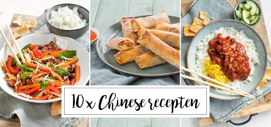 10 x Chinese recepten