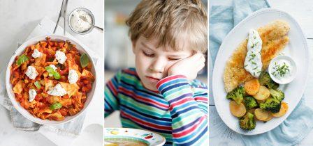 5 redenen én oplossingen als kinderen moeilijk eten