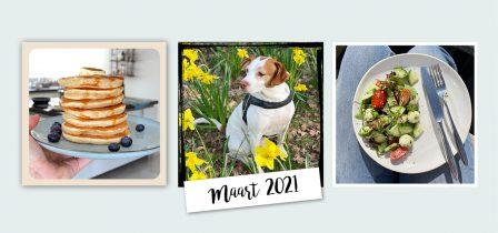 Nieuws, foodpost & hotspots – maart 2021