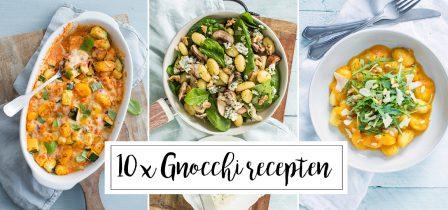 10 x gnocchi recepten