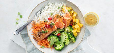Bestel nu de lekkerste en duurzaamste zalm + recept teriyaki bowl