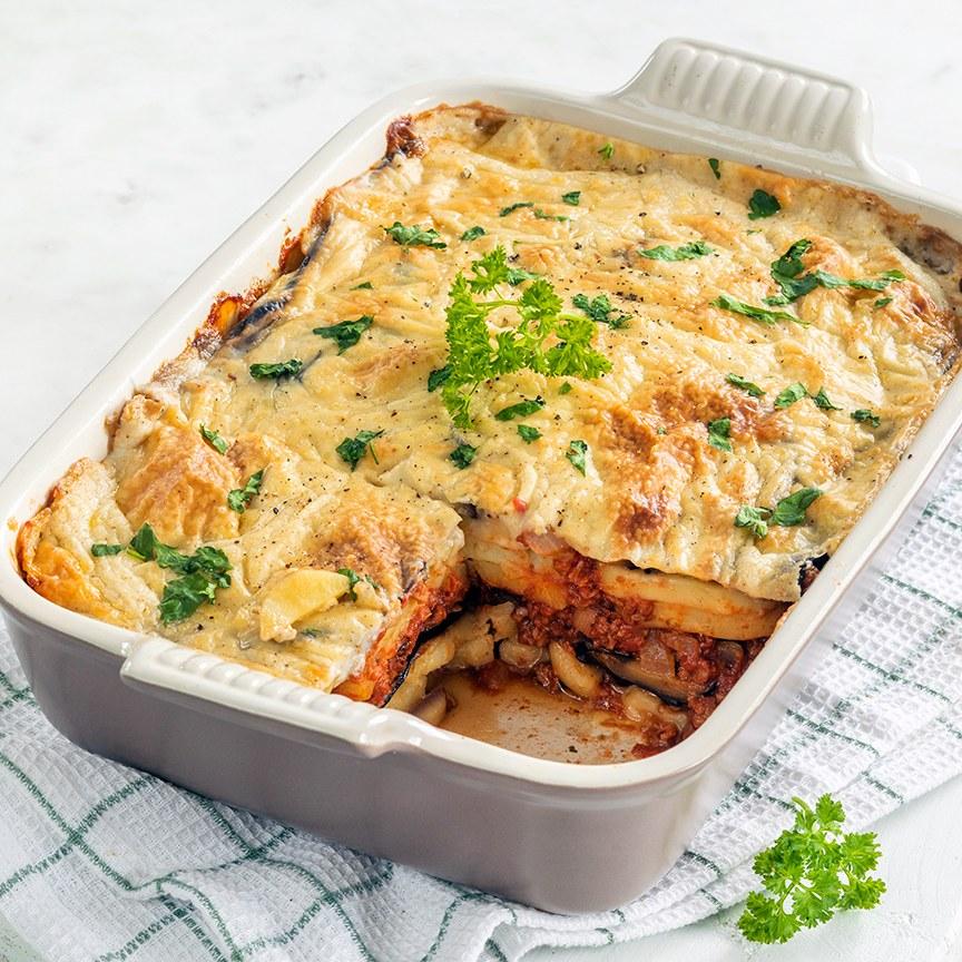 vegan-moussaka